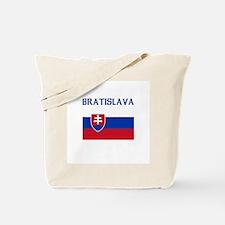 Bratislava, Slovakia Tote Bag