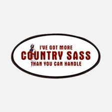 Country Sass Patch