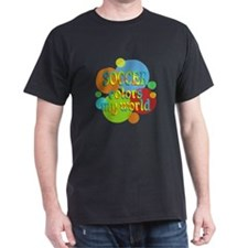 Soccer Colors My World T-Shirt