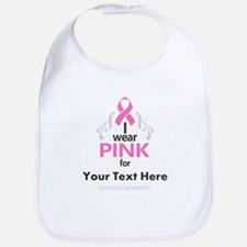 Personal Pink Bib