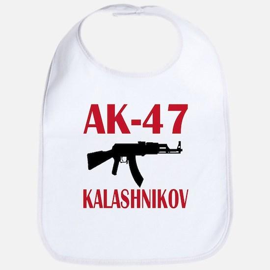 AK 47 Kalashnikov Bib