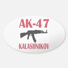AK 47 Kalashnikov Decal