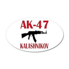 AK 47 Kalashnikov Wall Decal