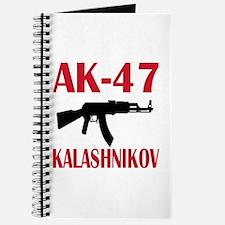 AK 47 Kalashnikov Journal
