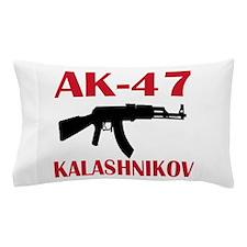 AK 47 Kalashnikov Pillow Case