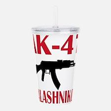 AK 47 Kalashnikov Acrylic Double-wall Tumbler