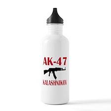 AK 47 Kalashnikov Water Bottle