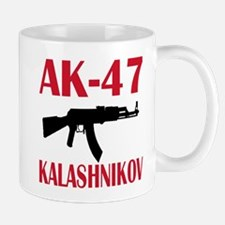 AK 47 Kalashnikov Mug