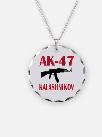 AK 47 Kalashnikov Necklace
