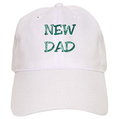 New Dad Baseball Cap