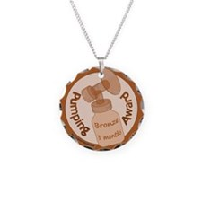 Pumping Award: Bronze Necklace