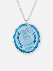 Pumping Award: Diamond Necklace