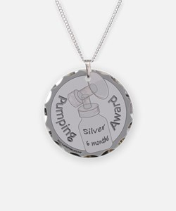 Pumping Award: Silver Necklace