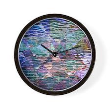 Cute Melting Wall Clock