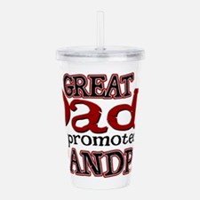 Grandpa Promotion Acrylic Double-wall Tumbler