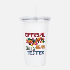 Jelly Bean Tester Acrylic Double-wall Tumbler