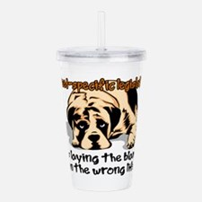 Breed-specific legislation.png Acrylic Double-wall