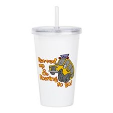 revved up.png Acrylic Double-wall Tumbler