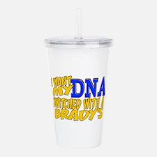 DNA Switch - Brady Acrylic Double-wall Tumbler