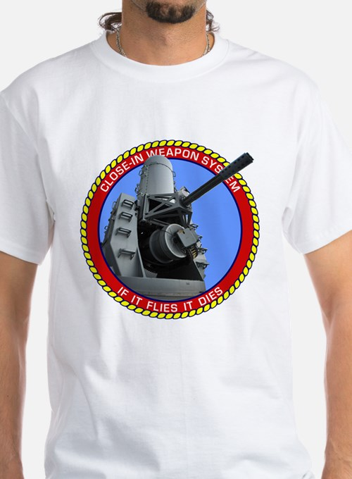 CIWS Close-In Weapon System T-Shirt