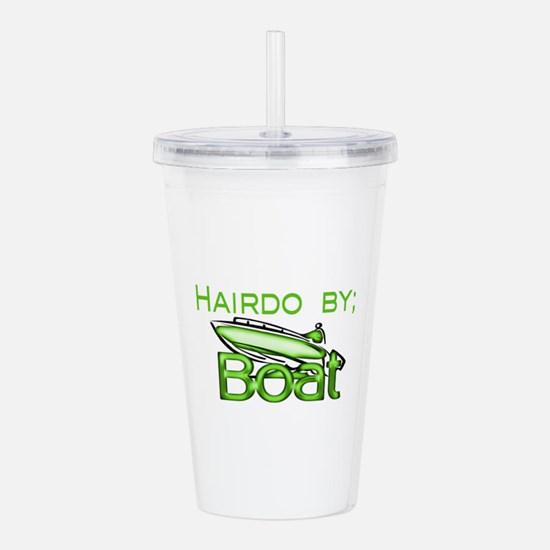 Hairdo by; Boat Acrylic Double-wall Tumbler