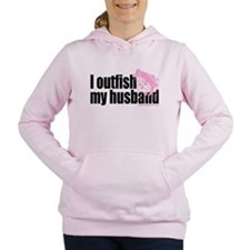 Outfish My Husband Women's Hooded Sweatshirt