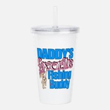 Cute Sports humor Acrylic Double-wall Tumbler