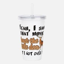 That Little Deer Movie Acrylic Double-wall Tumbler