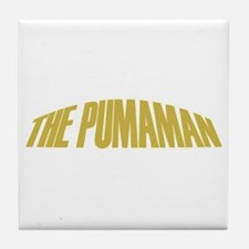 Pumaman Tile Coaster