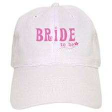 Bride to Be Pink Cap