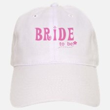 Bride to Be Pink Cap