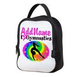 Gymnastics Neoprene Lunch Bag