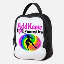 TOP NOTCH GYMNAST Neoprene Lunch Bag