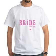 Bride to Be Pink Shirt