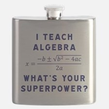 Cute Math teacher Flask