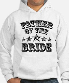 Cool Father Of The Bride Wedding Hoodie