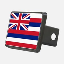 Flag of Hawaii Hitch Cover