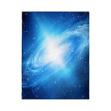 Blue Galaxy Twin Duvet
