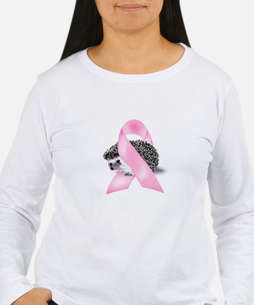 pinkribshirtP Long Sleeve T-Shirt
