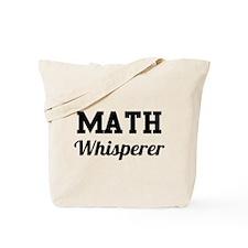Math whisperer Tote Bag