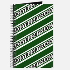 Cute Rugby Journal