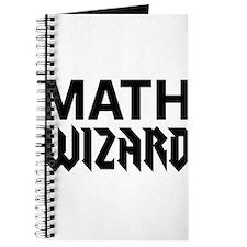 Math wizard Journal