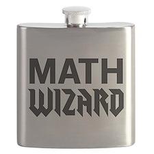 Math wizard Flask