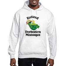 Retired probation manager Jumper Hoody