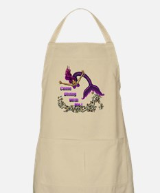Come Diving with me BBQ Apron