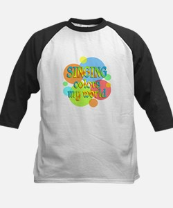 Singing Colors My World Tee
