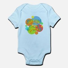 Singing Colors My World Infant Bodysuit