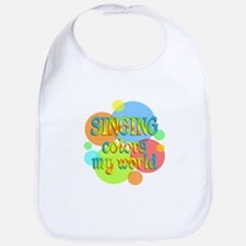 Singing Colors My World Bib