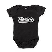 Mathlete Baby Bodysuit