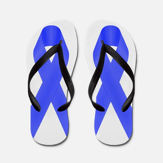 Unique Tuberous sclerosis Flip Flops